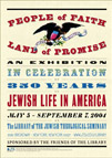 250 Years of Jewish Life in America Poster